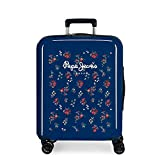 Pepe Jeans Taking Off Hardside Carry-on Suitcase