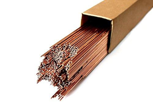 1 kg WSG2 Schweißstäbe 1,6mm WIG Stäbe WIG Draht 1.5125 Drahtelektroden für Stahl und niedrig legierte Stähle