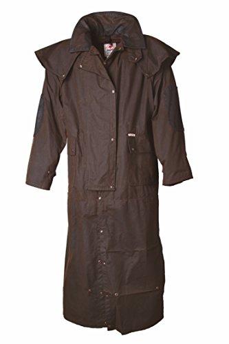 SCIPPIS, Longrider Coat, braun, L