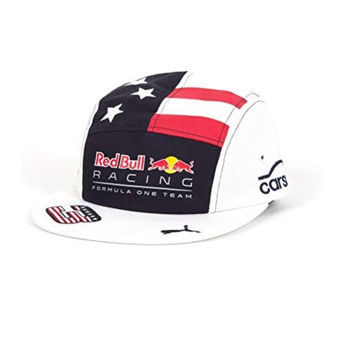 Gorra Plana Red Bull Racing Oficial 2017 Ricciardo 'GP...