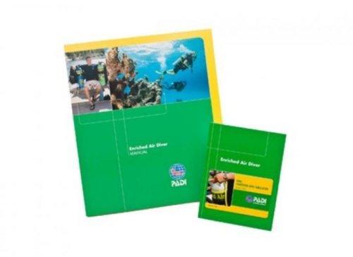 PADI Enriched Air Diver Manual Training Materials for Scuba Divers by Padi
