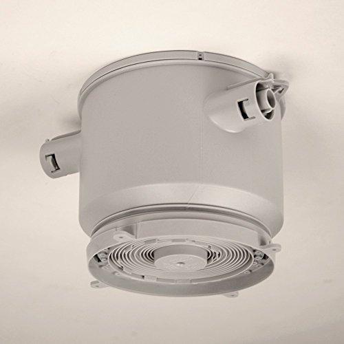 Licht+Design HaloX-o Einbaugehäuse inkl. Universalfrontteil für Einbauspots