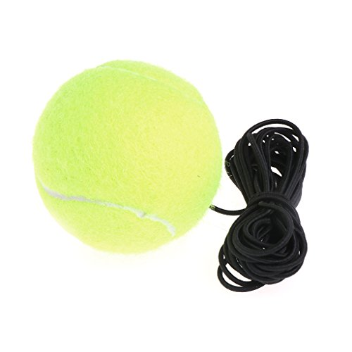 olny y Only Y Tennisball-Trainer, elastisch – Tennis-Trainer, Rebound Ball mit String Zubehör