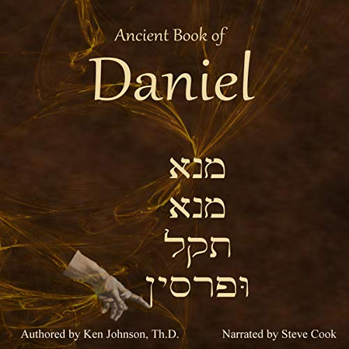 Ancient Book of Daniel audiobook cover art