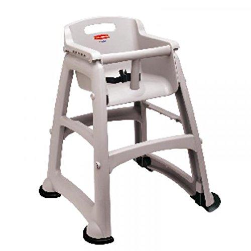Rosenthal Sambonet Cleaning & Safety PP grijs kinderstoel