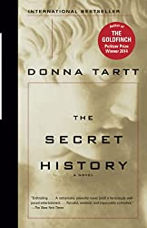 Fall Book 7 - The Secret History by Donna Tartt