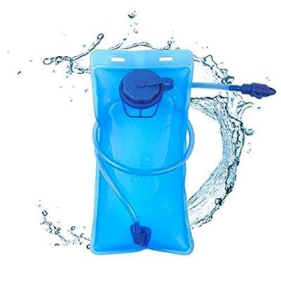 KOOVAGI Hydration Bladder 2 Liter,BPA Free Wate...