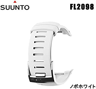 SUUNTO FL2098 交換用ストラップ D4i NOVO用 ノボ?ホワイト