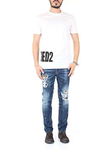 Dsquared T-Shirt (M-54-Ts-60876) - XXL(FR) / XXL(IT) / XXL(E