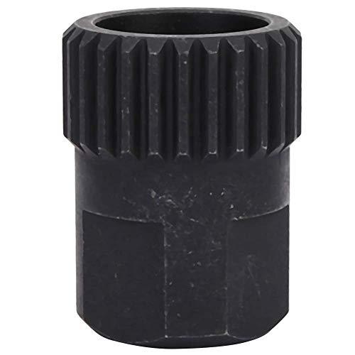 Strumento per la rimozione del cappuccio del mozzo, strumento di riparazione per la rimozione del dado dell'anello di bloccaggio del mozzo posteriore della bici per DT Swiss DT 350240440540 Ratchet