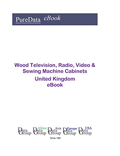 Wood Television, Radio, Video & Sewing Machine Cabinets United Kingdom: Product Revenues in the...