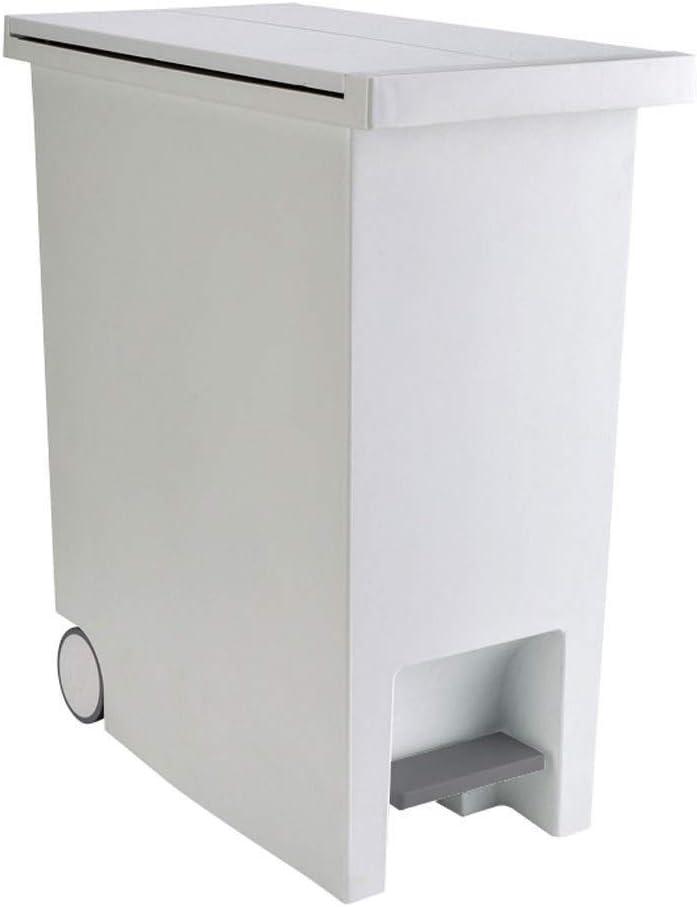GIOAMH Popularity Creative Plastic Trash Can Max 65% OFF Lid Ki Bathroom Household with