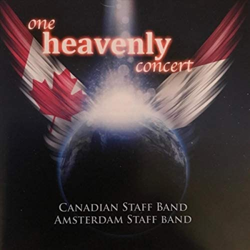 Amsterdam Staff Band of the Salvation Army, Olaf J. Ritman & Canadian Staff Band