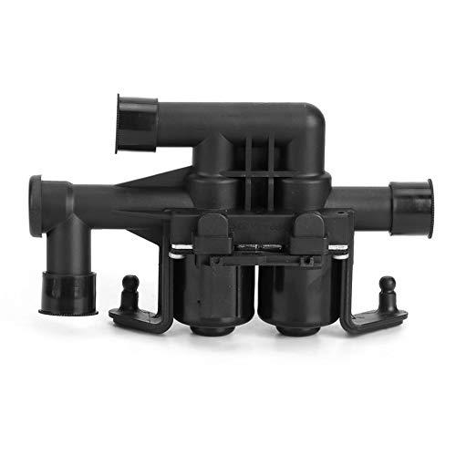 Shy-VALCES, Válvula de Control de Calentador de Agua de válvula del Coche ABS 64119310349 Fit for 5 Series / 6 Series/Series 7 Accesorios de Coches