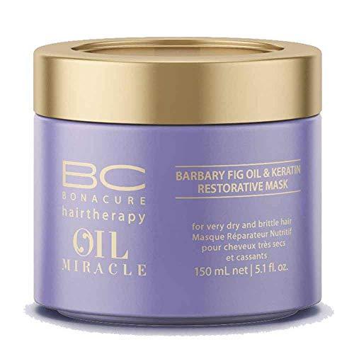Schwarzkopf Masque BC Oil Miracle à l'huile de figue de barbary contenance : 150 ml