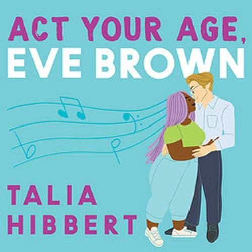 Act Your Age, Eve Brown cover art
