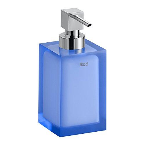 Roca A816861013 Dosificador de encimera, Blue