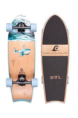 BTFL Surf Skate - Moby & Zoey (BTFL Moby)