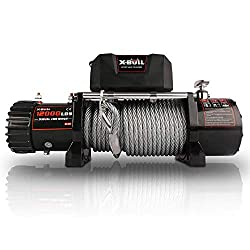 X-BULL 12000 lb Electric Winch