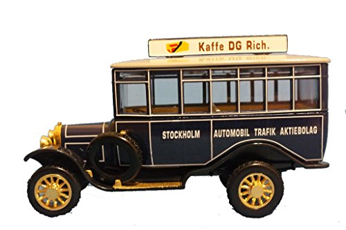 Matchbox Yesteryear YET04, Scania Vabis Post Bus 1922,