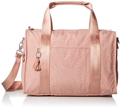 Kipling Women's Silesia Large Duffle Bag, Galaxy Twist Pink, One Size