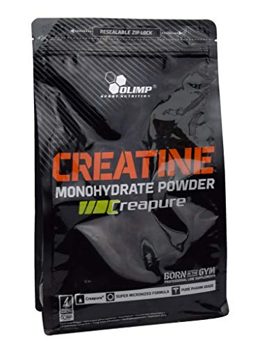 2 x Olimp Creatine Monohydrate Creapure, 1KG Beutel (2er Pack)
