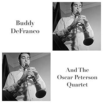 Buddy Defranco and the Oscar Peterson Quartet