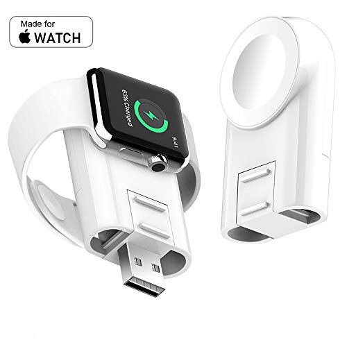 CUJMH Apple Watch adjustable USB Travel Charger