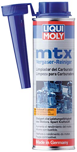 Liqui Moly 2123 - Limpiador de válvulas, limpiador del carburador, D-E-P, 300 ml