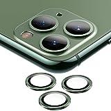 SAEYON Pellicola Vetro Temperato in Camera per iPhone 11 PRO / 11 PRO Max, 360 Gradi Coper...