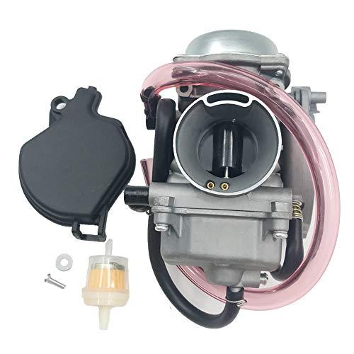 Carburetor Kit for Kawasaki Prairie 300 KVF300B KVF300A 1999 2000 2001 2002 Carb