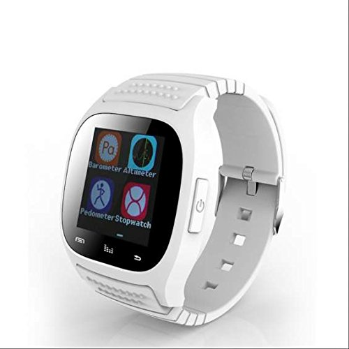Smart-Sportuhr,Fitness Smart Watch,Schrittzähler Verfolgung Kalorien Gesundheit,Herzfrequenz-Messgerät,Anti-verloren,Bluetooth Anruf,Anrufer ID Benachrichtigung für Android 4.3 IOS 8.0 oder mehr