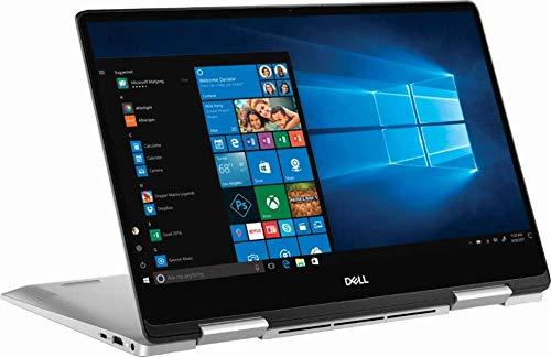 2019 Dell Inspiron 7000 15.6' FHD Touchscreen 2-in-1 Business Laptop, Intel Quad Core i5-8265U Upto 3.9GHz, 12GB RAM, 512GB SSD, Backlit Keyboard, Fingerprint Reader, USB-C, WiFi, HDMI, Windows 10