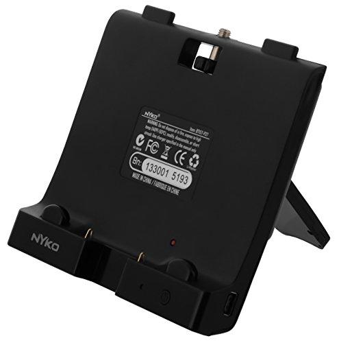 Nyko - Batería Uboost, Color Negro (Nintendo Wii U) [Importación USA]