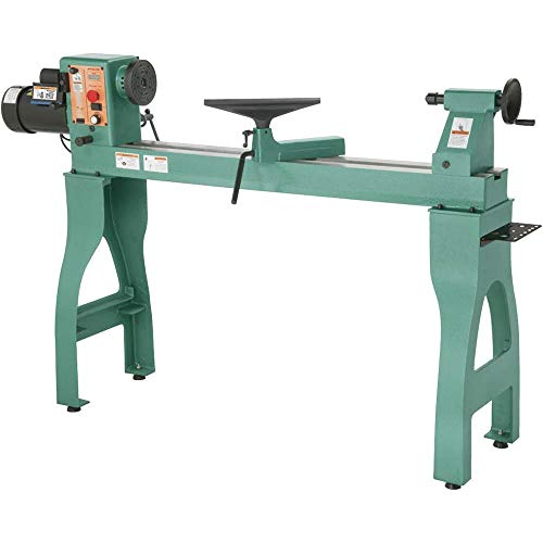Review Grizzly Industrial G0632Z - 16 x 42 Variable-Speed Wood Lathe