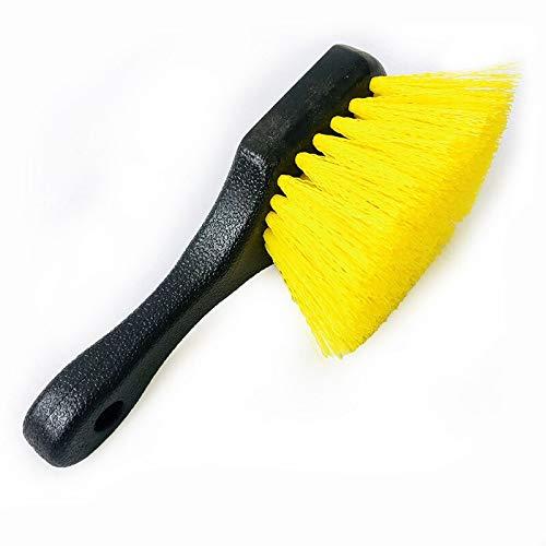 RAP Multifunctionele auto bandenborstel auto reinigingsgereedschap zwart handvat borstel auto-onderhoud gereedschap afstoten wasmiddelen 1