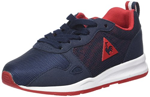 Le Coq Sportif LCS R600 Gs 3D Mesh Trainer Low, Blau (Dress Blue/Vintage R), 37 EU