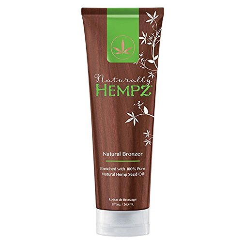 Hempz NATURALLY HEMPZ Natural Bronzer - 9 oz.