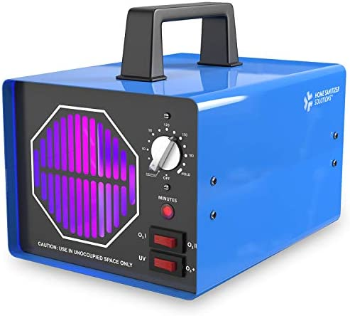 Industrial Ozone Generator 25 000mg h O3 High Capacity Air Purifier Sterilizer and Deodorizer product image