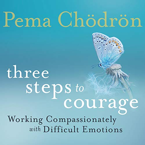 Three Steps to Courage: Working Compassionately with Difficult Emotions