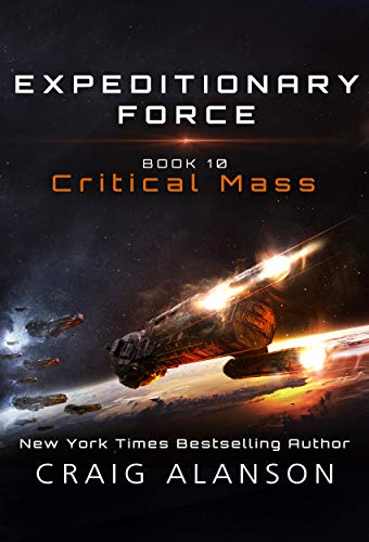 Critical Mass (Expeditionary Force Book 10)