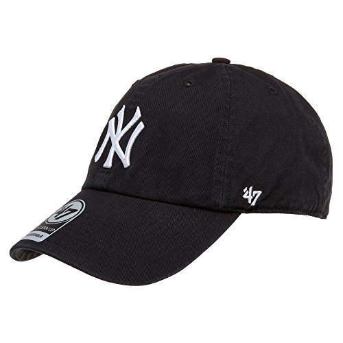 47 MLB New York Yankees - Gorras de béisbol, Unisex, Color Negro