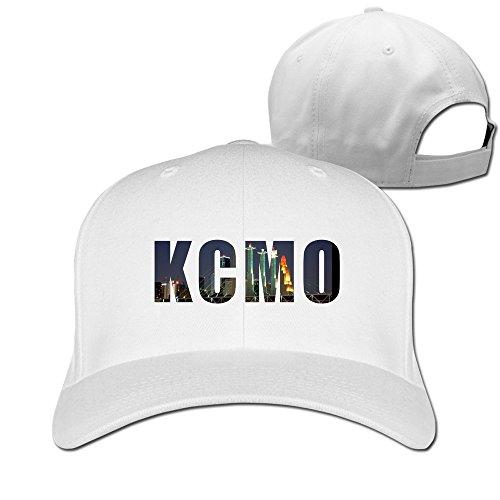Kansas City hip-hop réglable Snapback des Grilles - Blanc - Taille Unique