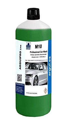 Arguipro Line M10 - Detergente Neutro Extra Brillo para Coche, 1 l