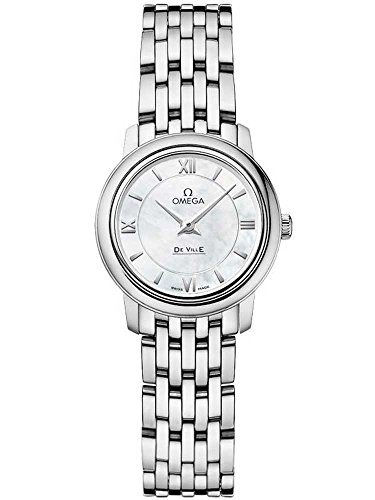 Omega donna de Ville Round mop Watch 424.10.24.60.05.001