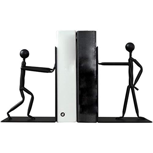 ZXC Home Decoratie voor boek, familie, woonkamer, ijzer, creatieve bibliotheek, bureaudecoratie
