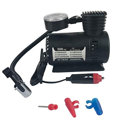 Guangcailun 12V 300PSI rápido Que infla el Coche eléctrico Compacto compresor de...