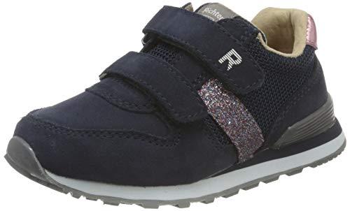 Richter Kinderschuhe Junior 7627-8171 Sneaker, 7201atlantic/eggpla/cand, 29 EU