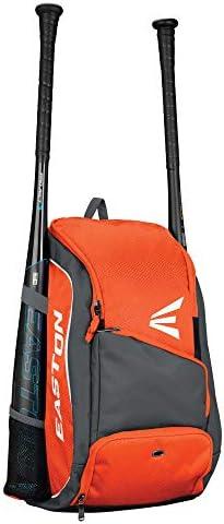 EASTON GAME READY Bat Equipment Backpack Bag Orange product image