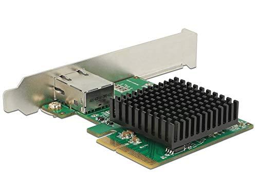DeLOCK PCI Express Karte zu 1x10 Gigabit LAN (RJ45) 10 Gbit, 89587